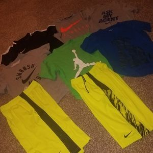 Boys Youth Large Nike/Jordan Lot
